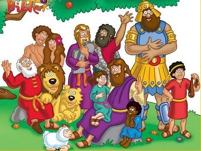 Моя первая Библия (09 серия) - Рождество