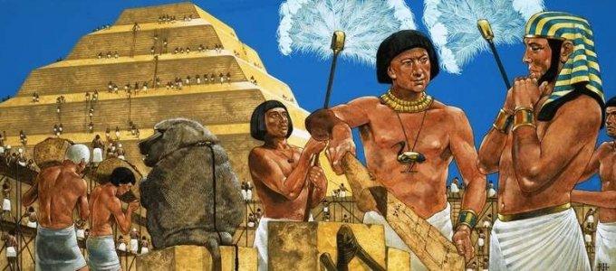 Имхотеп - это библейский Иосиф
