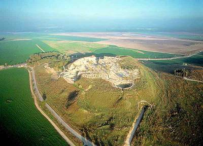 Долина армагеддон Израиль