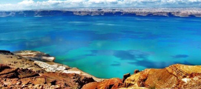Удивительные факты о мертвом море.