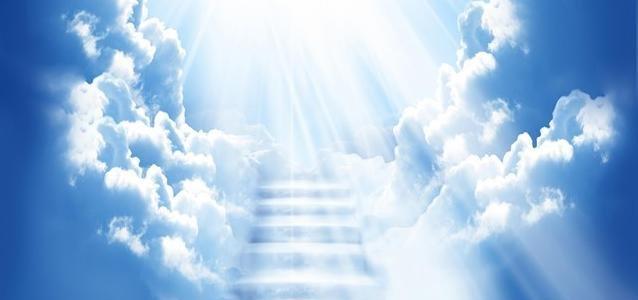 картинки рая на небесах