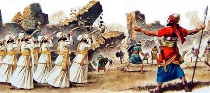 Библейская археология Иерихона