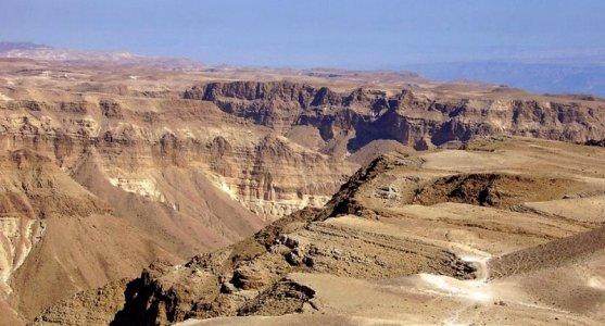 Путешествие по пустыне Негев