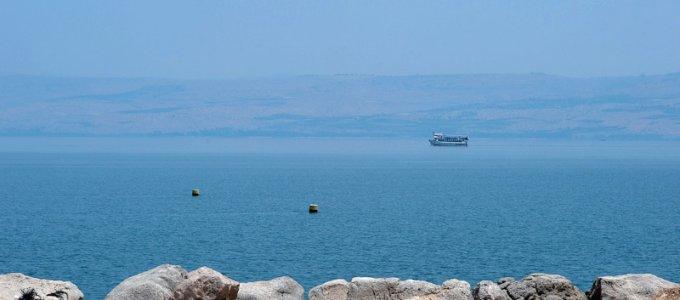 Галилейское море | Кинерет