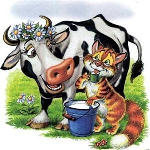 Вредно или полезно коровье молоко ?