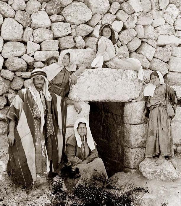 Фотографии Святой Земли 1859-1899 г