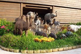 Необычный зоопарк Гонконга