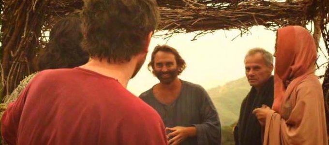 Апостол Пётр и тайная вечеря (2012) - христианский фильм смотреть онлайн