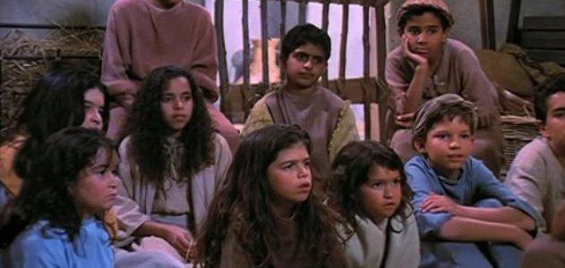 История Иисуса Христа для детей (1979) - христианский фильм смотреть онлайн