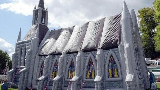 Топ самых необычных церквей
