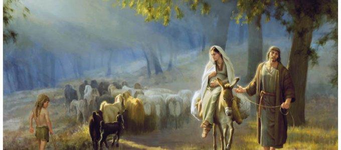 Исполнивший библейское пророчество