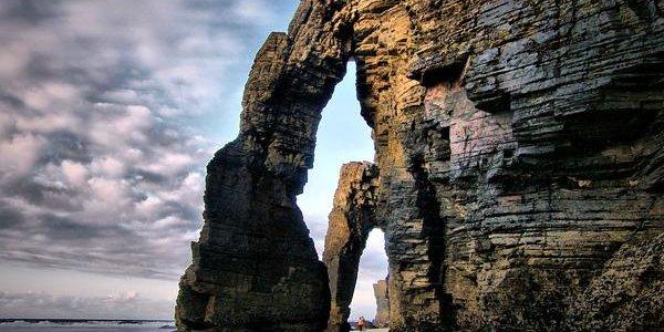 Пляж кафедральных соборов