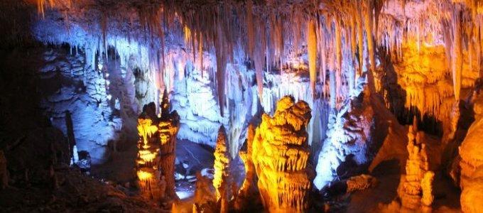 Завораживающая пещера сорек