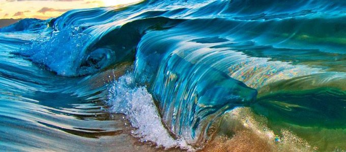 Бог чудес - завораживающие волны