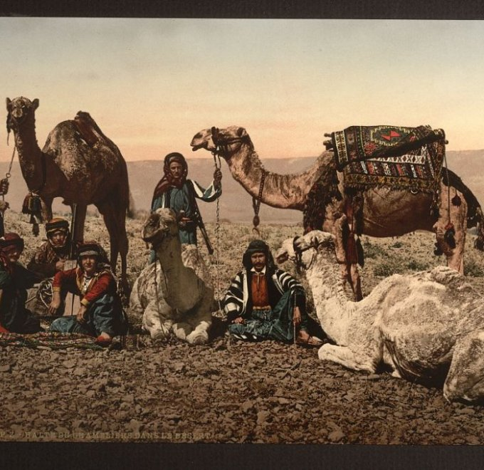 Как выглядел Израиль времен Марка Твена