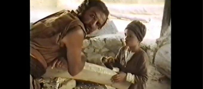 Ребёнок по имени Иисус (1987) - христианский фильм смотреть онлайн
