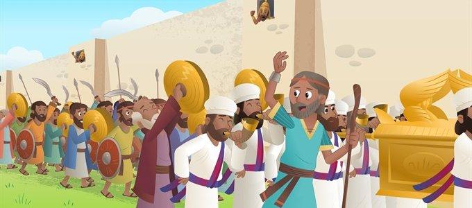 По следам Иисуса Навина