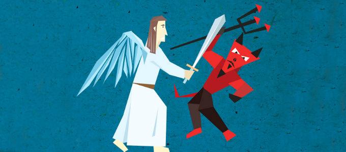 Почему Бог не уничтожил сатану?