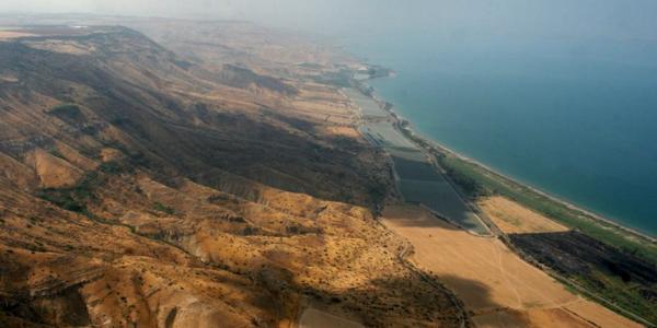Интересное путешествие по берегам Кинерета