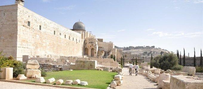 Библейская археология на Святой Земле