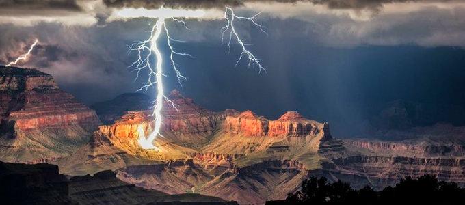 Самые интересные факты о молниях