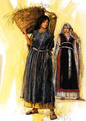 Интересные факты - библейская одежда 2 ч.