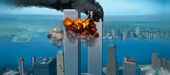 Случай с ньюйоркцем 11 сентября