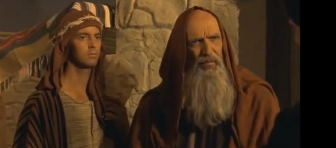 Художественный фильм - искупление Христа