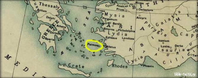 Интересные факты о острове Патмос
