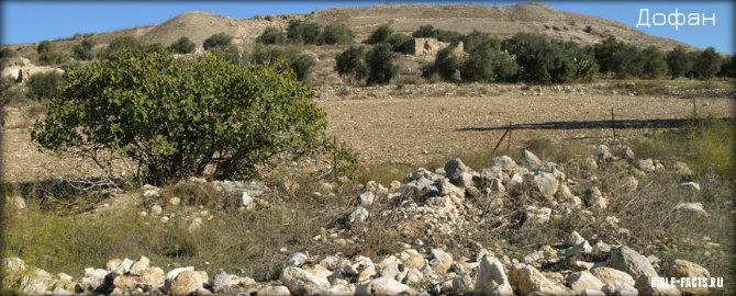 Места археологических находок