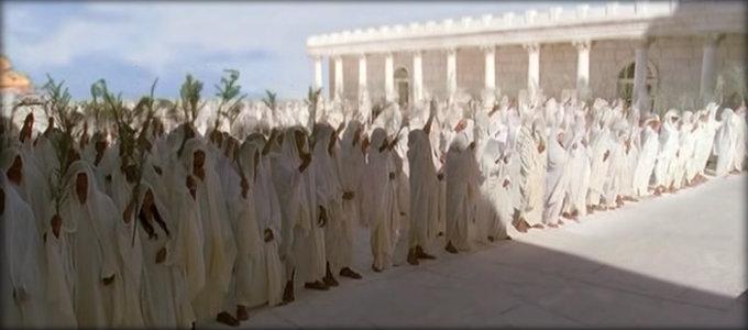 Библейские сказания: Апокалипсис (2002) - христианский фильм смотреть онлайн