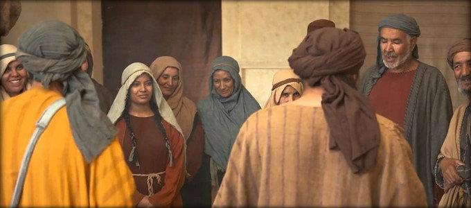 Косметика в библейские времена