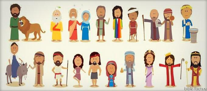 Библейские имена и их значение