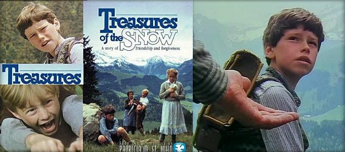 Следы на снегу (1980) - христианский фильм смотреть онлайн
