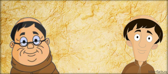 Притча про двух монахов