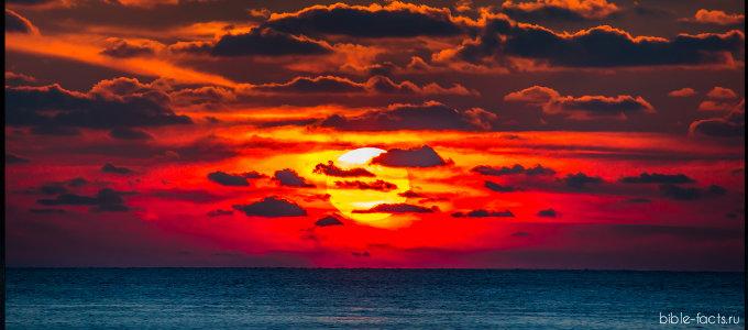 Самые интересные факты о солнце