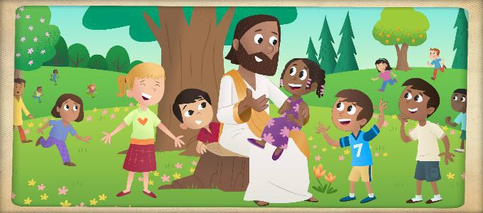 Бесплатная детская Библия аудиокнига mp3 (слушать)