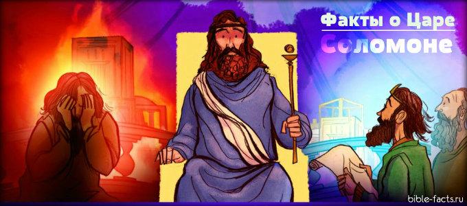 Самые интересные факты о Соломоне