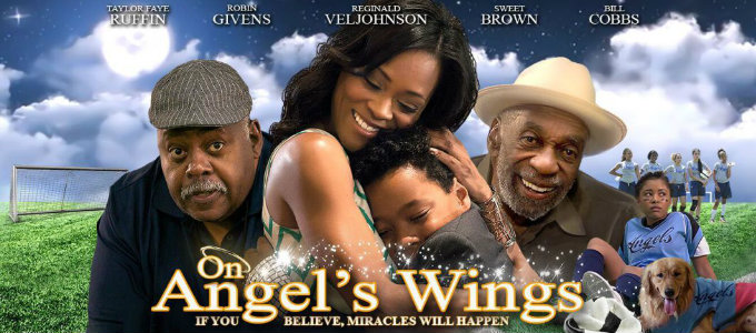 На крыльях Ангела (2014) - христианский фильм смотреть онлайн