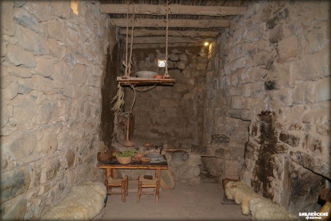 Как выглядело жилье в библейские времена
