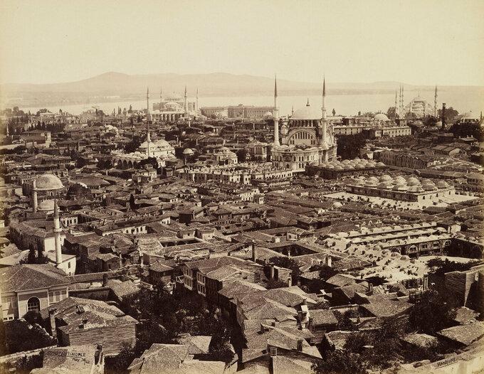 Новые потрясающие снимки Ближнего Востока 1862