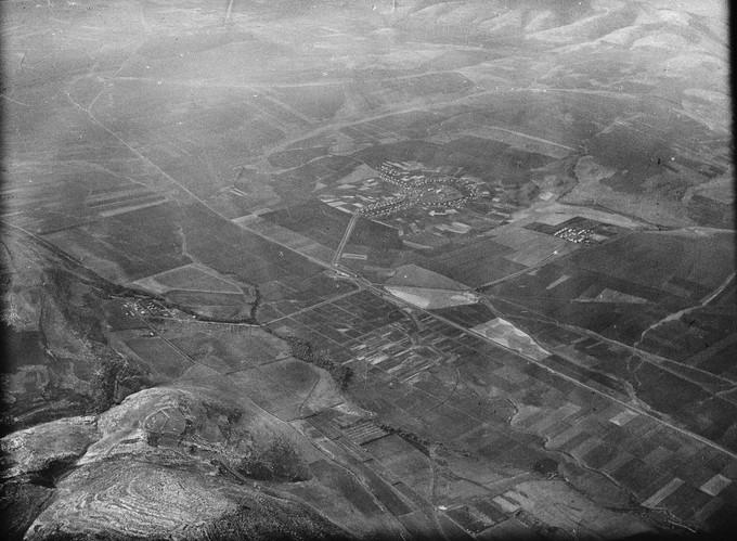 Святая земля с высоты птичьего полета 1932 г.