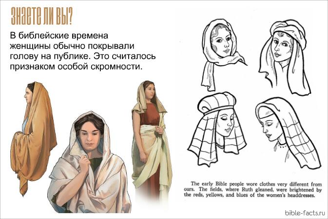 Занимательные библейские факты | 35 выпуск