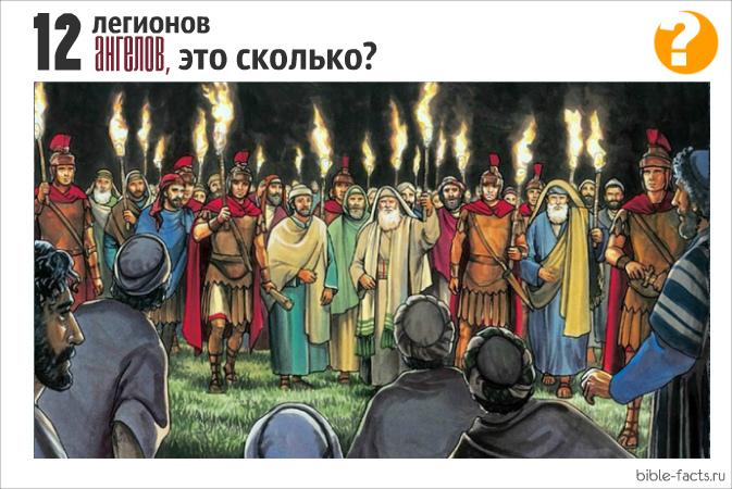Интересные библейские факты   36 выпуск