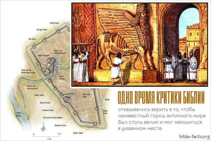 Библейская археология - занимательные факты