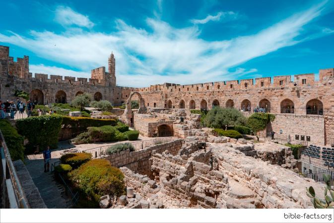 Имена Иерусалима - интересный факт