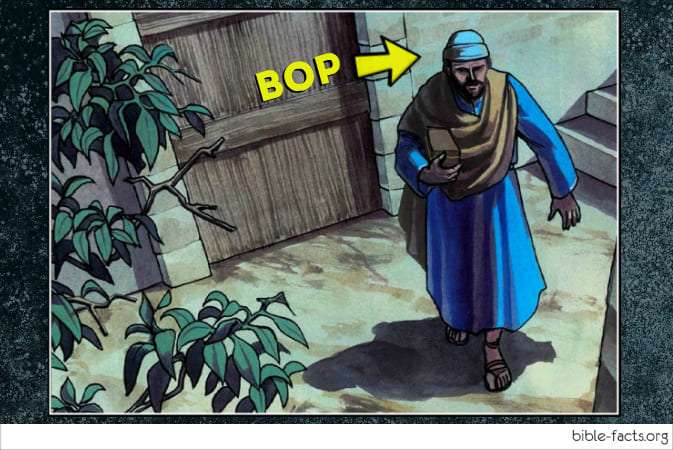 Воры и разбойники в библейские времена